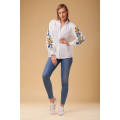 Springy Pear Blouse