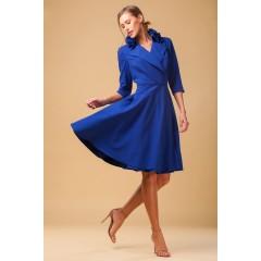 Anelisse Dress - Blue