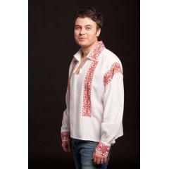 Tricolor romanian blouse